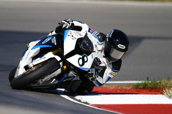 #8 Team Iron Horse BMW ∑ESP, BMW S1000RR: Chris Peris
