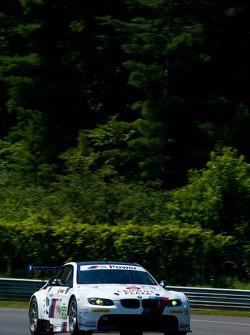 #56 BMW Team RLL BMW E92 M3: Dirk Mueller, Joey Hand