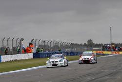 Fabio Fabiani BMW 320si, Proteam Racing and Tom Coronel, BMW 320 TC, ROAL Motorsport