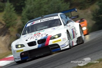 Dirk Mueller and Joey Hand, BMW E92 M3