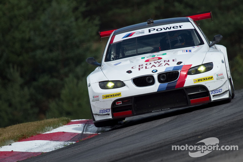 Bill Auberlen and Dirk Werner, BMW E92 M3