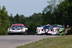 #6 Muscle Milk Aston Martin Racing AMR/Lola Coupe B08/62: Lucas Luhr, Klaus Graf, #48 Paul Miller Racing Porsche 911 GT3 RSR: Bryce Miller, Sascha Maassen