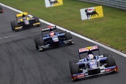 Stefano Coletti leads Max Chilton