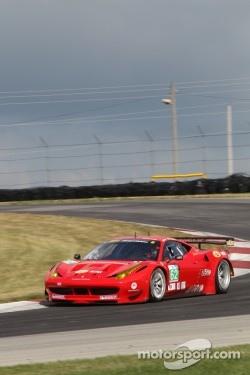 Risi Competizione Ferrari F458 Italia: Jaime Melo, Toni Vilander
