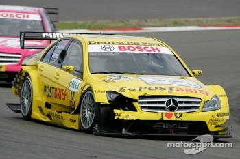 David Coulthard, Mcke Motorsport, AMG Mercedes C-Klasse