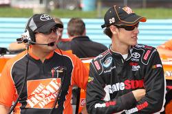 Greg Zippadelli, Joe Gibbs Racing Toyota