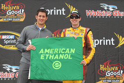 Kyle Busch, Green Flag Restart Award