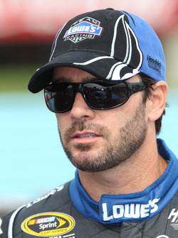Jimmie Johnson, JR Motorsport Chevrolet