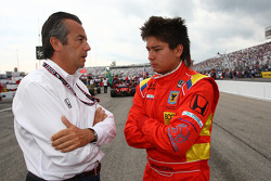Sebastian Saavedra, Conquest Racing with Eric Bachelart
