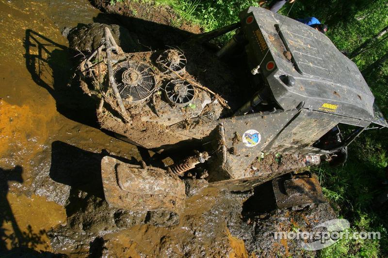 Famous Ladoga mud