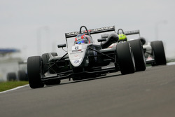 third place Kevin Magnussen, Carlin, Dallara F308 Volkswagen