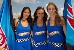 Hot Wheels girls