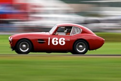 Bob Girvin, 1958 Allard GT