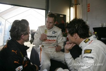 Dominik Farnbacher and Allan Simonsen