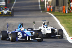 Zoel Amberg leads Vittorio Ghirelli