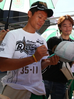 #35 D'station Keeper SC430: Juichi Wakisaka