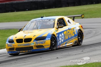 #93 Turner Motorsport BMW M3: Michael Marsal, Will Turner