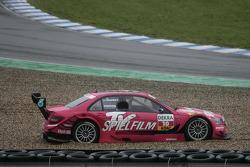Susie Stoddart, Persson Motorsport, AMG Mercedes C-Klasse in the gravel