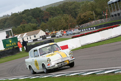 Saloon Cars: Tiff Needell - Ford Anglia