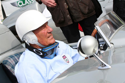 Fangio Tribute: Sir Stirling Moss