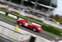 Race TT practice: Brundle-Hales, Ferrari 250 Gto