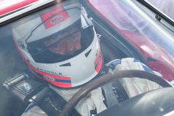 Race TT race: Martin Brundlde