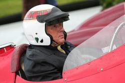 Fangio Tribute: Jackie Stewart In Maserati 250f