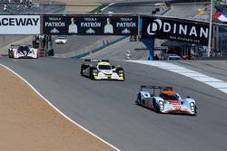 #007 Aston Martin Racing AMR/Lola Coupe B09/60: Adrian Fernandez, Harold Primat, Stefan Mücke