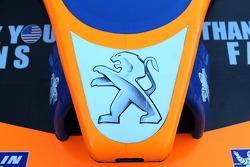 Petit Le Mans pre-race party: ORECA Peugeot 908 HDi-FAP