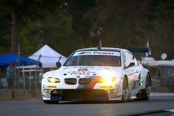 #56 BMW Motorsport BMW M3 GT: Dirk Müller, Joey Hand, Andy Priaulx