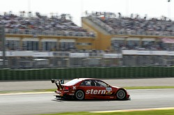 #20 Renger van der Zande (stern AMG Mercedes / stern AMG Mercedes C-Klasse (2008))