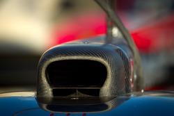 Audi Sport Team Joest Audi R18 detail