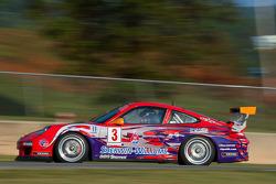 #3 Topp Racing Porsche 911 GT3 Cup: Randy Trice