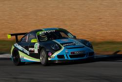 #41 Effort Motorsports Porsche 911 GT3 Cup: Michael Mills