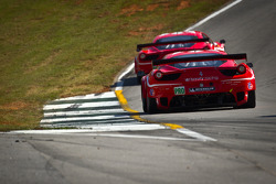 #59 Luxury Racing Ferrari F458 Italia: Stéphane Ortelli, Frederic Makowiecki, Anthony Beltoise