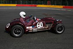 #60 Cooper T24/25: Christopher Mann, John Ure