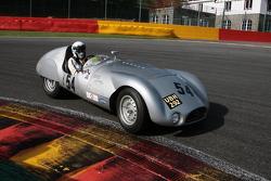 #54 Cooper T33: Derek Hood, Andrew Smith