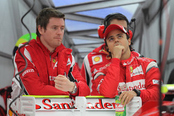 Rob Smedly,, Scuderia Ferrari, Chief Engineer of Felipe Massa, Scuderia Ferrari