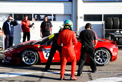 #21 MTech Motorsport Ferrari F458 Italia: Duncan Cameron/Matt Griffin