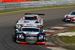 #32 Belgian Audi Club Audi R8 LMS: Gregory Franchi/Didier André