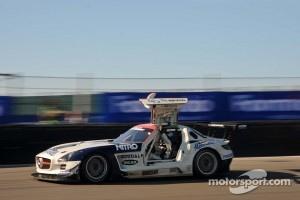 Heico Motorsport Mercedes-Benz SLS AMG GT3