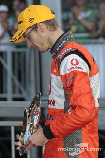 Sébastien Bourdais awarded the Dan Wheldon trophy
