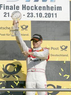 Best Rookie 2011, Edoardo Mortara, Audi Sport Team Rosberg, Audi A4 DTM