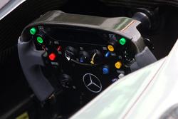 McLaren Mercedes steering wheels