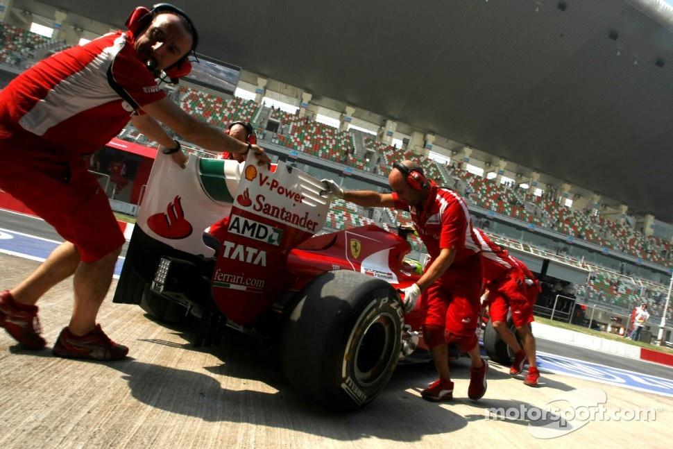 Felipe Massa, Scuderia <span data-bubbles=