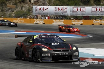 #22 JR Motorsports Nissan GT-R: Richard Westbrook, Peter Dumbreck