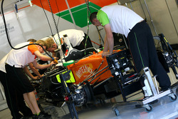 Force India Racing Team