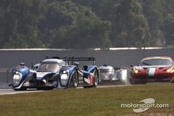 #7 Peugeot Sport Total Peugeot 908: Sbastien Bourdais, Anthony Davidson