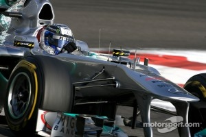 Sam Bird, Mercedes Grand Prix