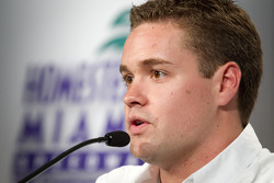 Championship contenders press conference: NASCAR Nationwide Series contender Ricky Stenhouse Jr.